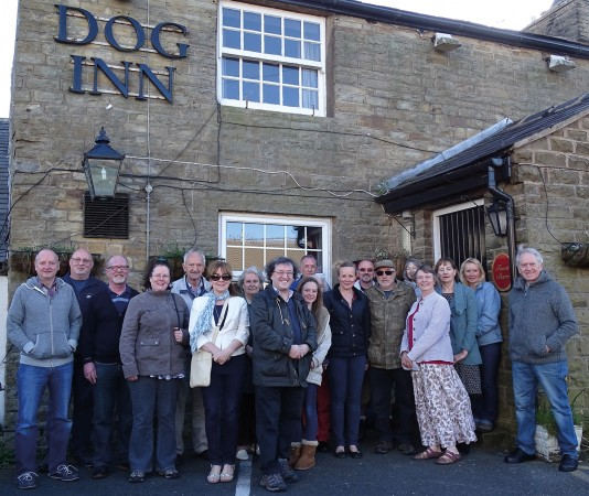 The Dog Inn, Belthorn, was bought by the community with the help of Co-operative and Mutual Solutions