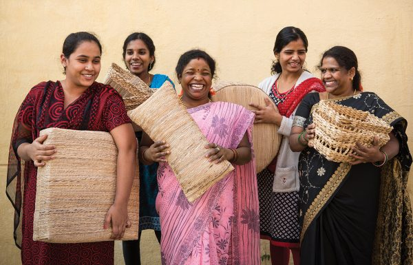 Ikea's MANGSIDIG collection, made by social entrepreneurs in India