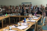 Midcounties colleagues attend first aid mental health training session