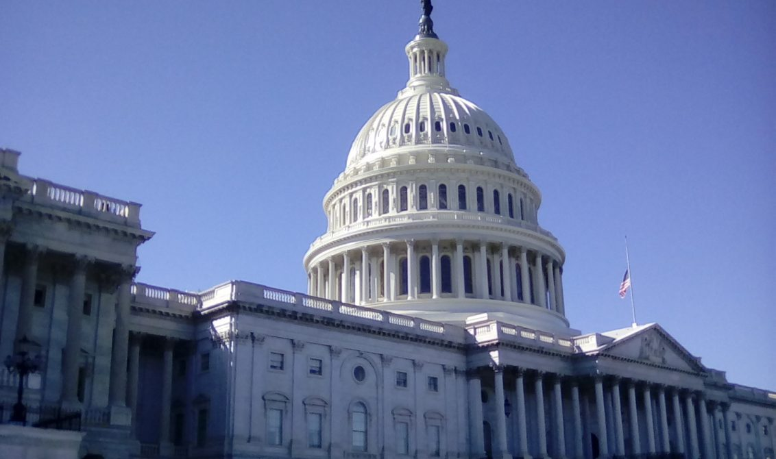 The US Congress Building