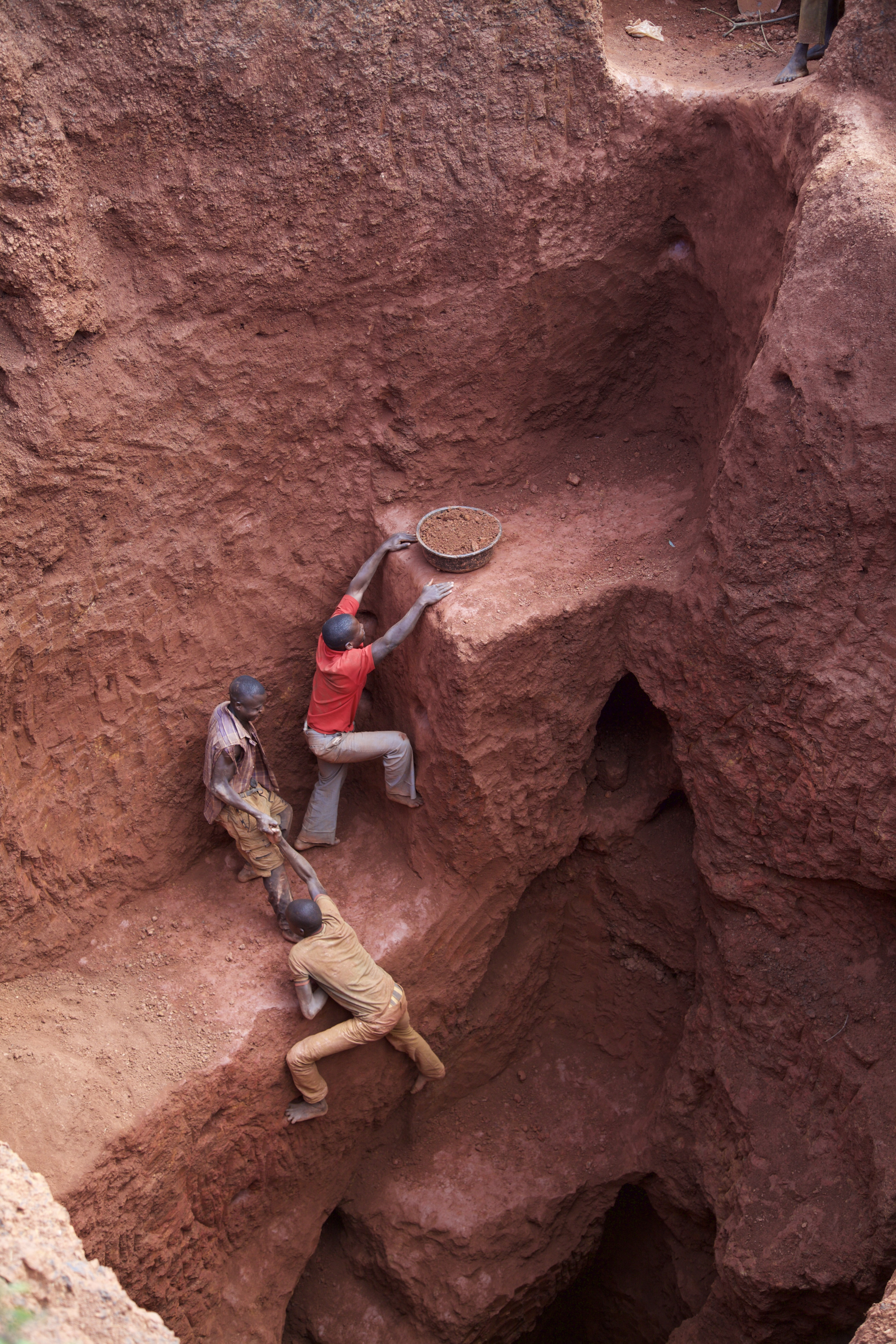 Artisanal smallscale mining is the second biggest employer in Africa, but is highly dangerous