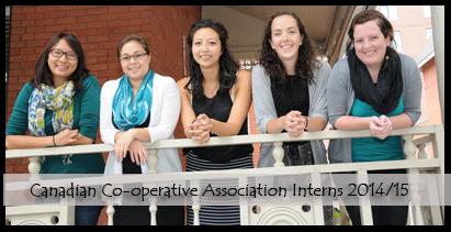 The 2014-15 CCA interns