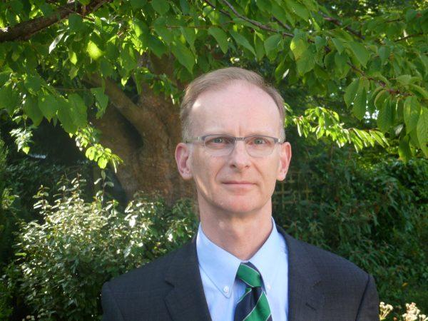 James Graham, SAOS chief executive