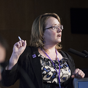 Karin Christiansen (Image: Co-op Party)