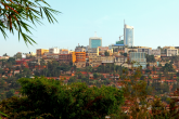 Picture of Kigali, the capital of Rwanda, where the ICA's global conference and general assembly takes place in October