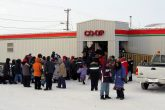 Kugluktuk Co-operative, formerly known as the Coppermine Eskimo Co-op, was formed in 1960 operates a retail store, fuel delivery services and supplies cable TV services to the community.