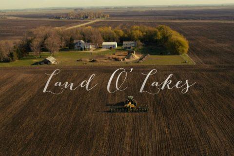 Land O'Lakes banner