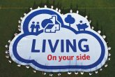 The launch of the Living On Your Side initiative in November 2012