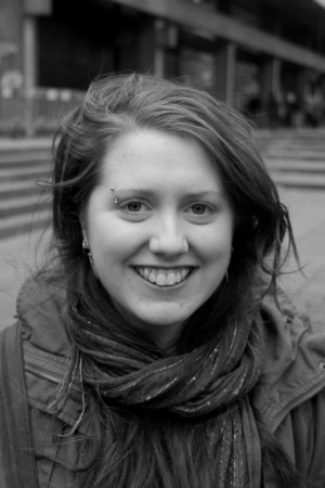 Lucy Eskell, student and founder of Edinburgh Student Housing Co-operative