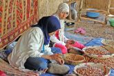 Co-operatives provide a sustainable environment for women who work in the manufacturing of argan fruits in Ourika valley, Morocco. Image: evp82 / Shutterstock.com