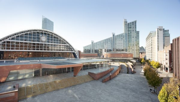 The Group's AGM took place at Manchester Central