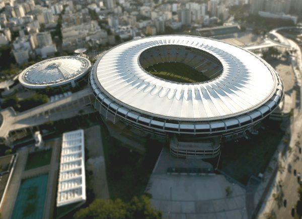 The Maracanã Stadium was chosen to host the opening and closing ceremonies and the decisive matches of the men's and women's football tournaments