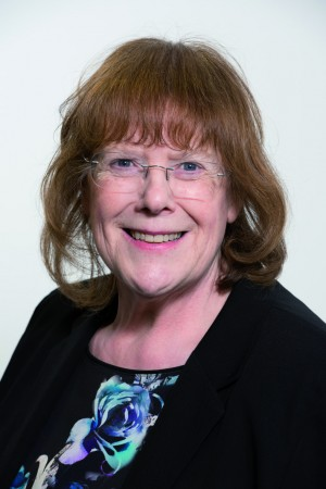 Maria Lee, president of Central England