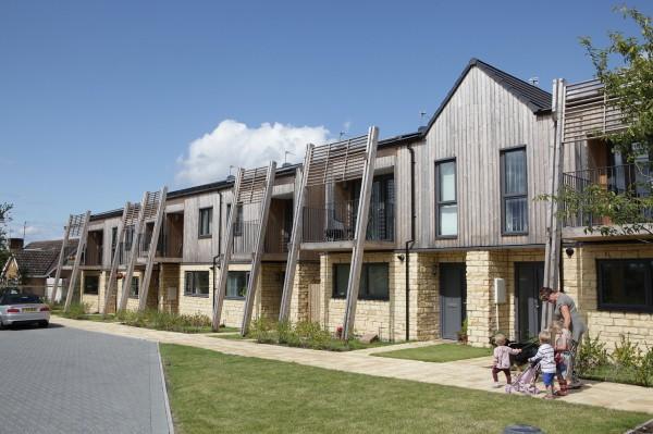 Matrix housing co-op