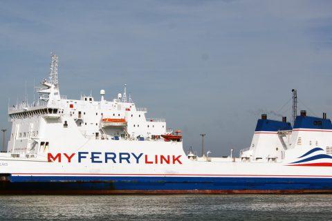 MyFerryLink (Image: Tohma/Creative Commons)