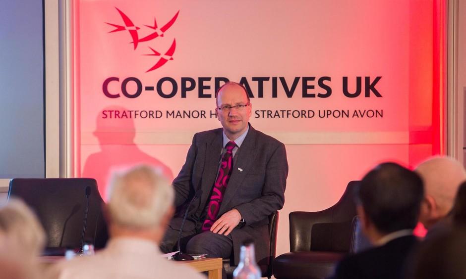 Ed Mayo, secretary general of Co-operatives UK, who chaired NRCC (Image: Co-operatives UK)