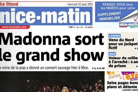 Staff at Nice-Matin newspaper have launched a crowdfunding bid to turn it into a workers' co-operative