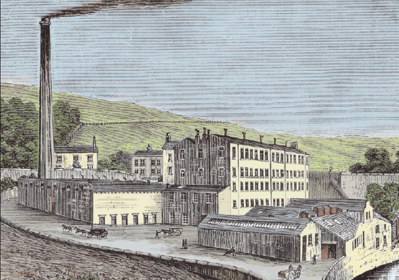 Nutclough Mill
