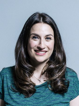 Photo of Luciana Berger