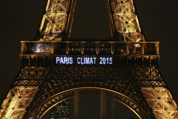 The COP21 climate change conference is taking place from November 30 - December 11