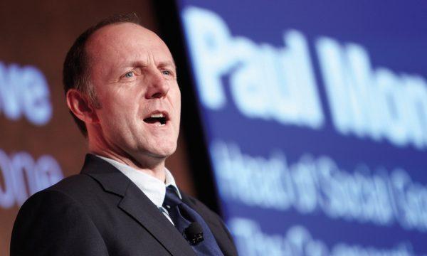 CSR expert Paul Monaghan has topped a global leader poll