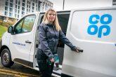Tech in a van