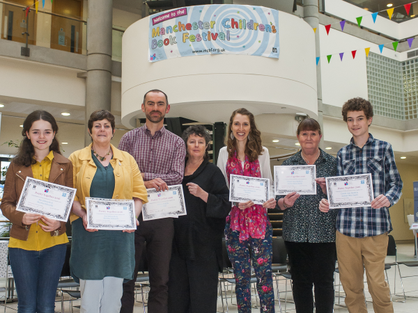 Grandmother and grandson scoop top prize in co-op poetry competition