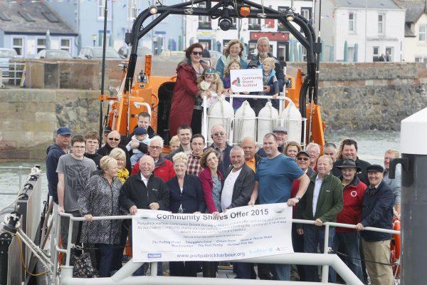 Portpatrick Harbour Community Benefit Society