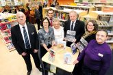 Facing closure, Waddington Library moved into a Lincolnshire Co-op Pharmacy and is now run by volunteers