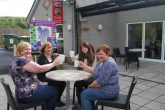 Wales first solar co-op has already installed panels on community buildings, such as the Dove Workshop cafe