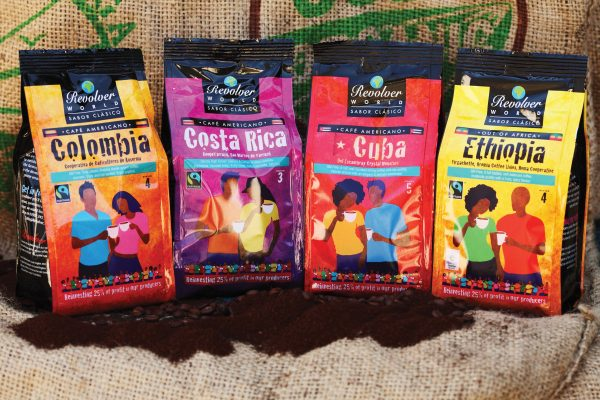 Revolver hopes its Fairtrade products will help change the coffee industry