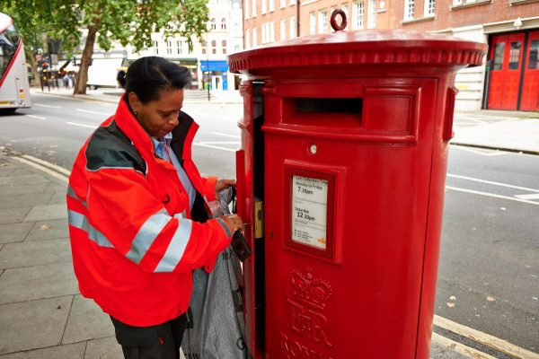 Commsave serves employees of the Royal Mail and their families