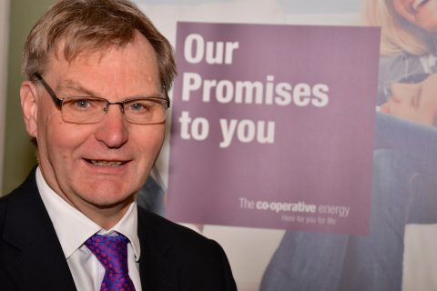 Ramsay Dunning general manager of Co-operative Energy