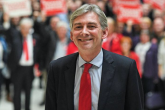Richard Leonard is backing a co-op economy