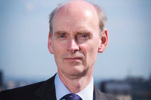 Richard Pennycook takes over as interim chief executive at the Co-operative Group. Image: VisMedia