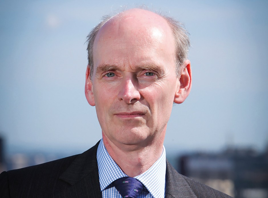 Group CEO Richard Pennycook