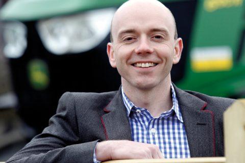 Richard Quinn, chief executive of Farmcare