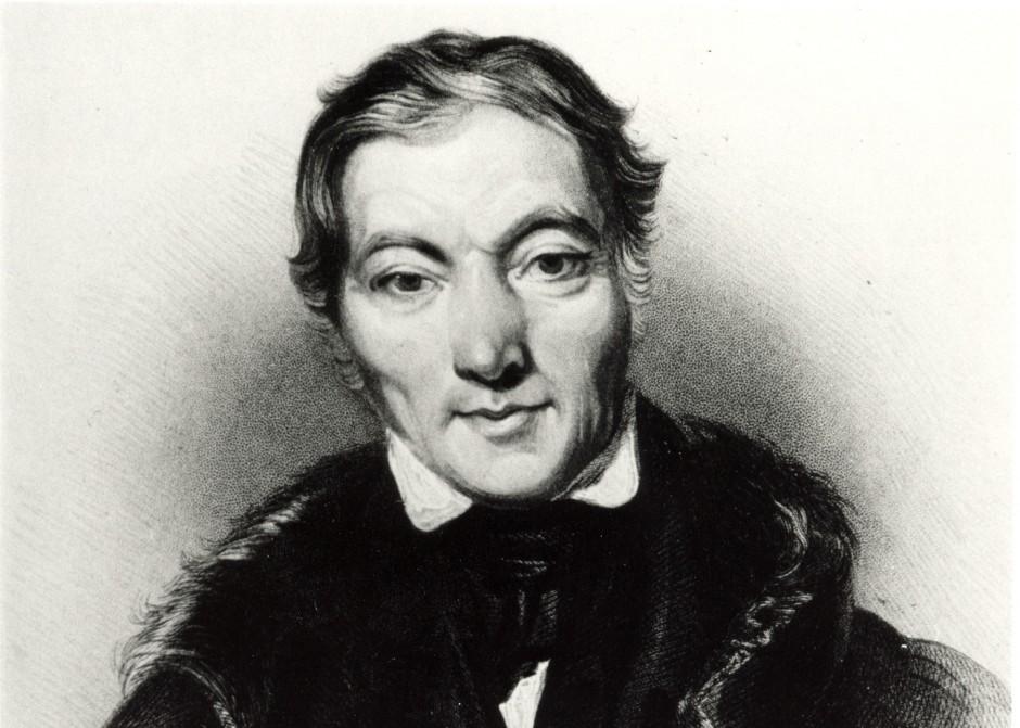 A photo of Robert Owen