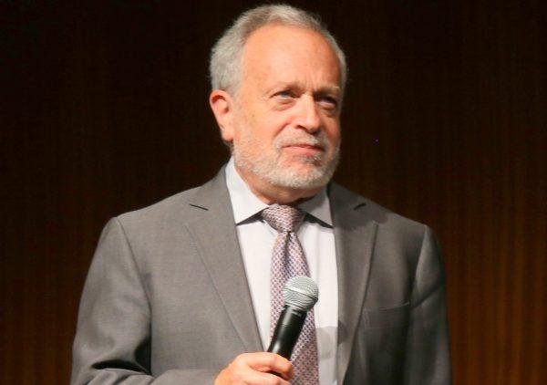 Robert Reich speaking at the 2015 Liz Carpenter Lecture