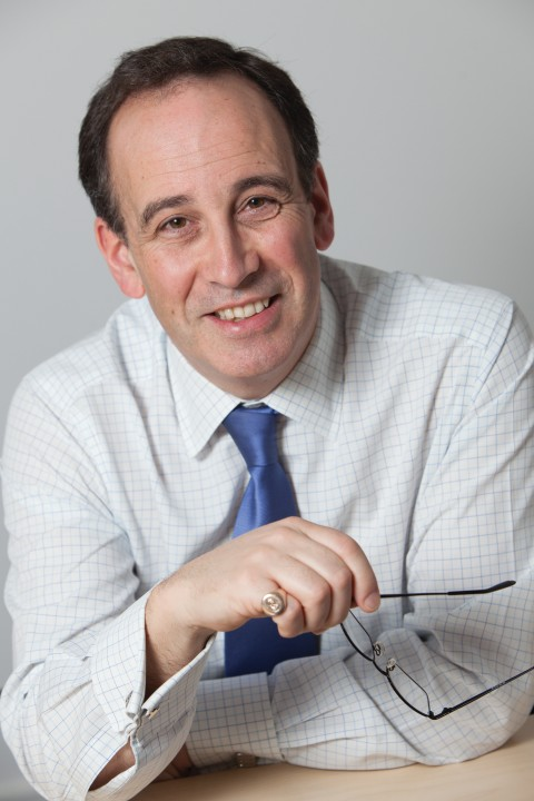 Robin Fieth remains positive about the future of building societies despite the financial crisis