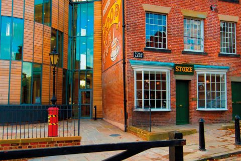 The Rochdale Pioneers Museum