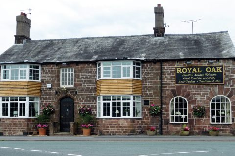 The Royal Oak in Rushton Spencer is Staffordshire's first community pub buyout