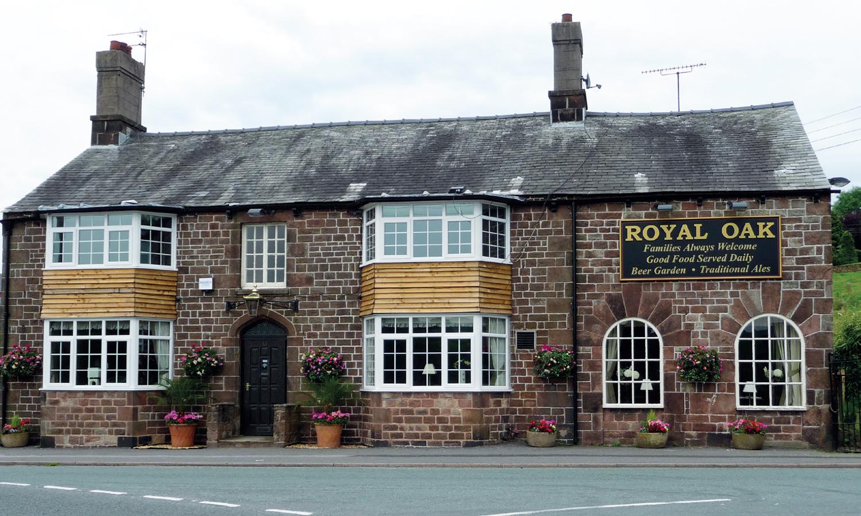 Image result for royal oak rushton spencer