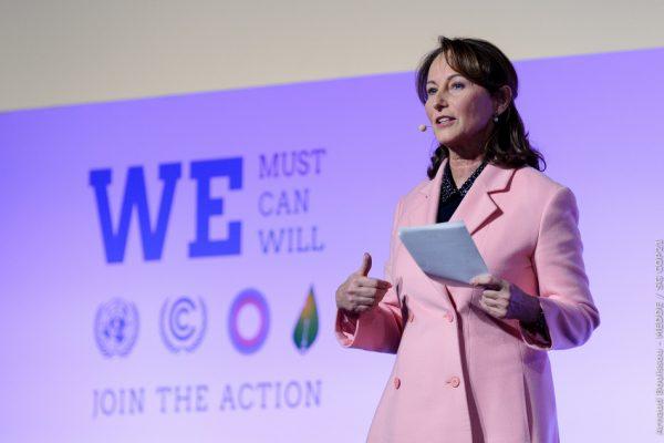 Ségolène Royal, France's environment minister