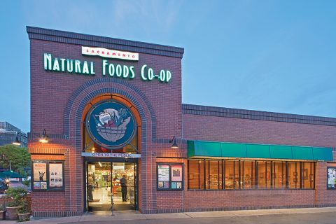 Sacramento Natural Foods Co-op is using member capital to move premises
