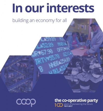 The Party wants to see co-op values put into the DNA of a post-Brexit economy