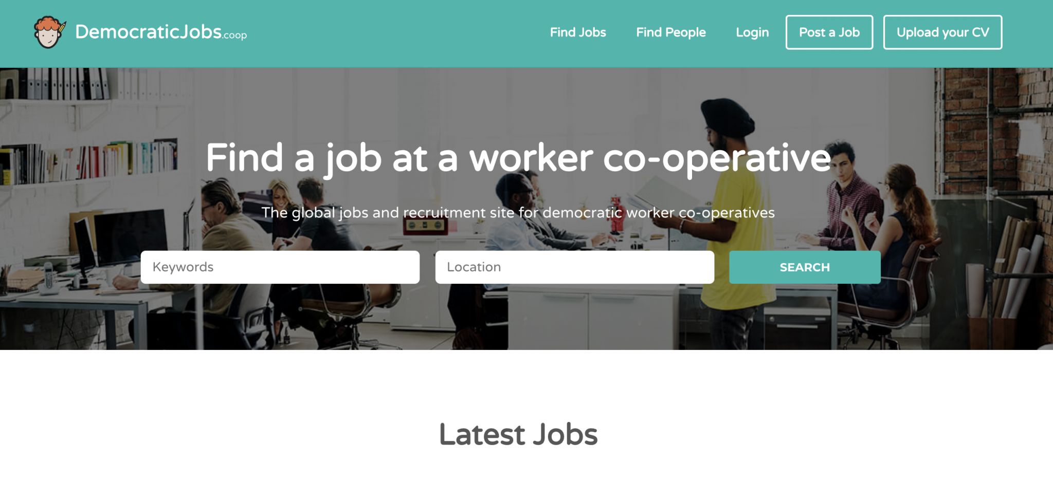 New jobs website for democratic businesses - Co-operative News