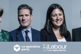 Photos of Labour leader candidates Emily Thornberry, Keir Starmer, Lisa Nandy and Rebecca Long-Bailey