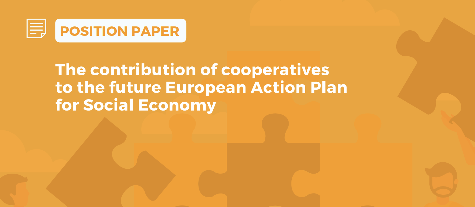 Cooperatives Europe highlights policy priorities for EU's social economy plan