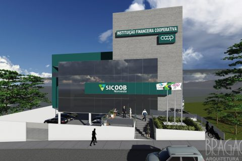 Sicoob, a national co-operative bank in Brazil